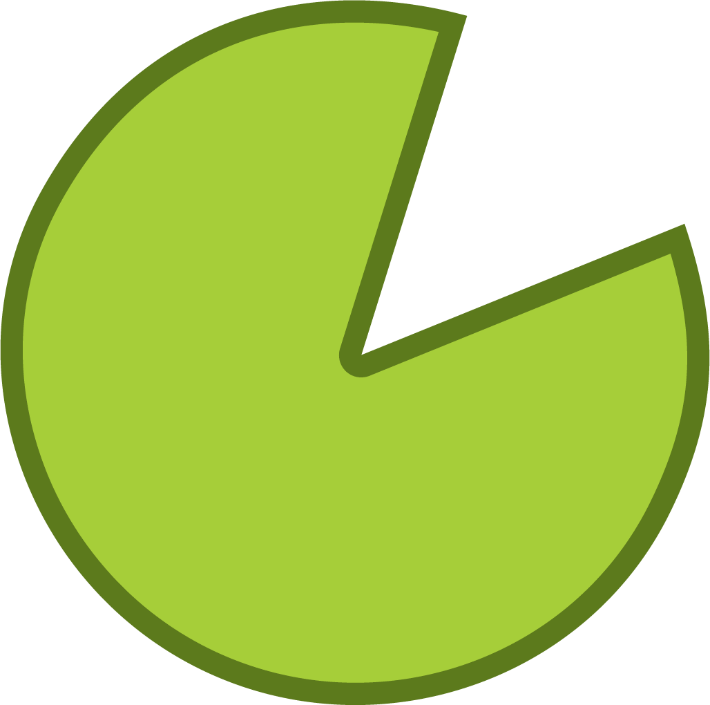 Icon of green lillypad