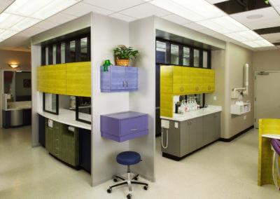 Happy Healthy Teeth Lab Area