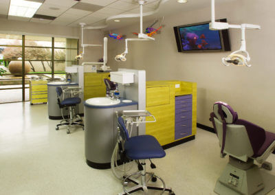 Happy Healthy Teeth Treatment Area